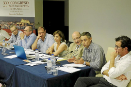 Anticorrupción destaca en un congreso que 26 políticos tienen condena en Balears