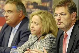 La fiscal general del Estado apoya a Horrach y pide «que le dejen trabajar» en el 'caso Nóos'