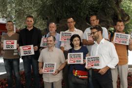 El PSIB se adhiere a la protesta convocada por la OCB en defensa del autogobierno