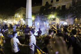 Celebración en Palma