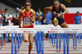 Caridad Jerez logra la mínima para el Mundial y los Juegos de Río