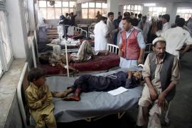 Un nuevo atentado en Pakistán deja 45 muertos y decenas de heridos