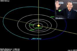 Leonard Nimoy ya cuenta con su propio asteroide
