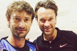 Carlos Moyá y Juan Carlos Ferrero ganan el torneo de leyendas de Roland Garros
