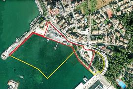 Tres empresas compiten para rediseñar la primera línea marítima del Port d'Alcúdia