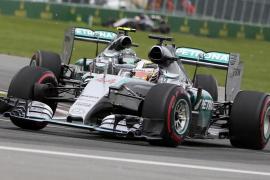 Hamilton logra en Montreal su cuarta victoria del año