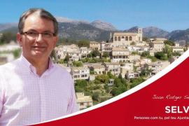 Joan Rotger (PP) será alcalde de Selva en minoría