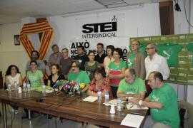El STEI plantea desconvocar la huelga indefinida en educación