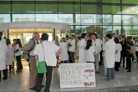 Uno de cada 6 médicos colegiados en las Islas es extranjero