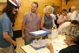 Comas anuncia que Hila será alcalde con Som Palma fuera del gobierno si no hay pacto