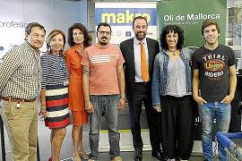 Entrega de los premios Oleotapa 2015