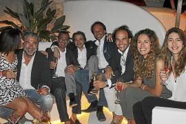 Fiesta de comienzo de temporada en Pachá