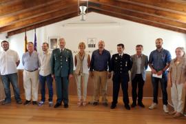La Guardia Civil repetirá el refuerzo de seguridad en las fiestas de Esporles