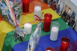 Ben Amics y PSIB recuerdan a Pedro Zerolo en Palma