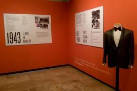 'Bonet de Sant Pere 1917-2002. El duque del swing', en el Museu del Calçat