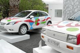 Cicar, SEAT y la Fundación César Manrique presentan una edición especial del Ibiza