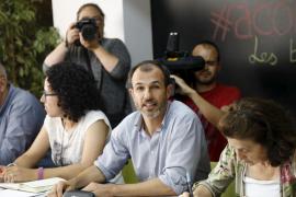 Barceló: «La guerra abierta entre Podemos y PSOE se está trasladando a Balears»
