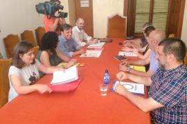PSIB, MÉS y Podemos continúan perfilando el Consell de Mallorca