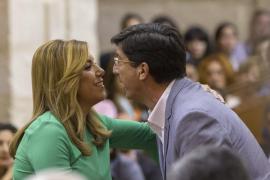Susana Díaz, investida presidenta