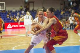 España arranca en el Eurobasket con victoria ante Lituania por 58-72