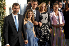 El Rey retira a su hermana Cristina el título de duquesa de Palma
