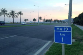 El Consell mejora el pavimento del paseo marítimo