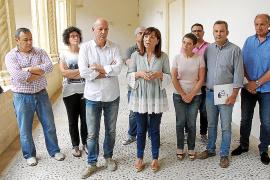 PI y AIPC-SYS descartan pactar ahora con el PP y Miquel Oliver (MÉS) será el alcalde de Manacor