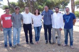 Acuerdo entre Esquerra Oberta, Sí Se Puede y el PSOE para que Alfonso Rodríguez sea el alcalde de Calvià