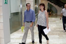 MÉS advierte al PSIB que la alcaldía de  Hila le obliga a tener mayor peso en el Govern