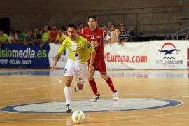 Joao apuesta por el Palma Futsal