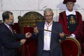 Ribó (Compromís), nuevo alcalde de Valencia