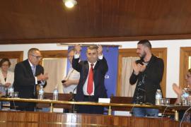 Virgilio Moreno (PSOE) es el nuevo alcalde de Inca