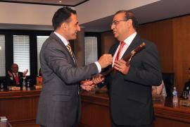 Alfonso Rodríguez, alcalde de Calvià con el apoyo de Esquerra Oberta y Sí se Puede