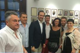 Bauzá anima al PP a «seguir trabajando y hacer autocrítica»