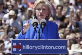 Hillary Clinton: «Me presento por todos los estadounidenses»