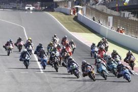 Kent fue el más astuto en un final muy apretado de Moto3