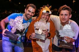 Arkano triunfa en la semifinal de la Batalla de los Gallos celebrada en Palma