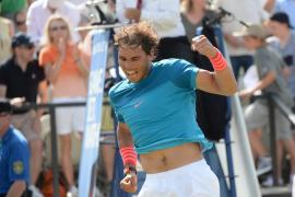 Nadal consigue en Stuttgart su segundo título del año