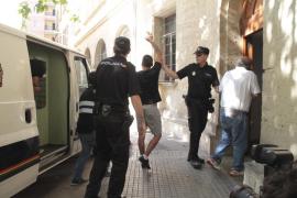 'El Pablo', a la cárcel sin fianza