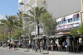 Arrestado un trabajador de un local de la Platja de Palma por violar a una clienta