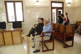 Hidalgo acepta una multa de 2.400 € y Gibert una pena de 1 año y 8 meses