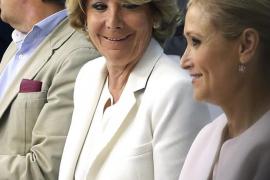 Esperanza Aguirre no se presentará a la reelección