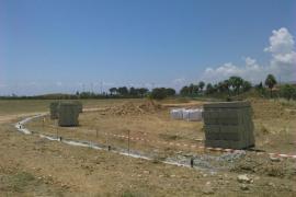 El Consell inicia las obras para construir dos rotondas en Marratxí