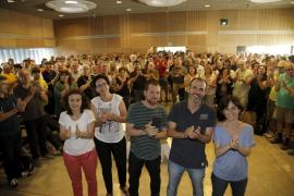 La asamblea de MÉS quiere un Govern de izquierdas junto a PSIB y Podemos