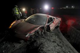 El futbolista Arturo Vidal, detenido por conducir bajo los efectos del alcohol