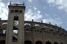 Mallorca Sense Sang denuncia el «estado de abandono»  de la plaza de toros de Palma