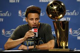 Warriors de Golden State, nuevos 'Reyes' de la NBA