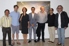 Xisco Bonnin y Vallhonrat presentan su obra en el Casal Solleric