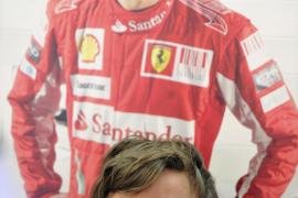 Alonso: «Estoy confiado de hacer un podio mañana y sumar muchos puntos»