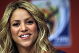 Shakira desea «que el pulpo no se equivoque»